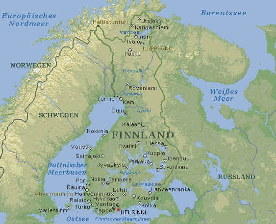 Ehem Währung Finnlands
